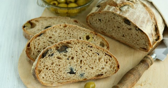 how to make levain bread