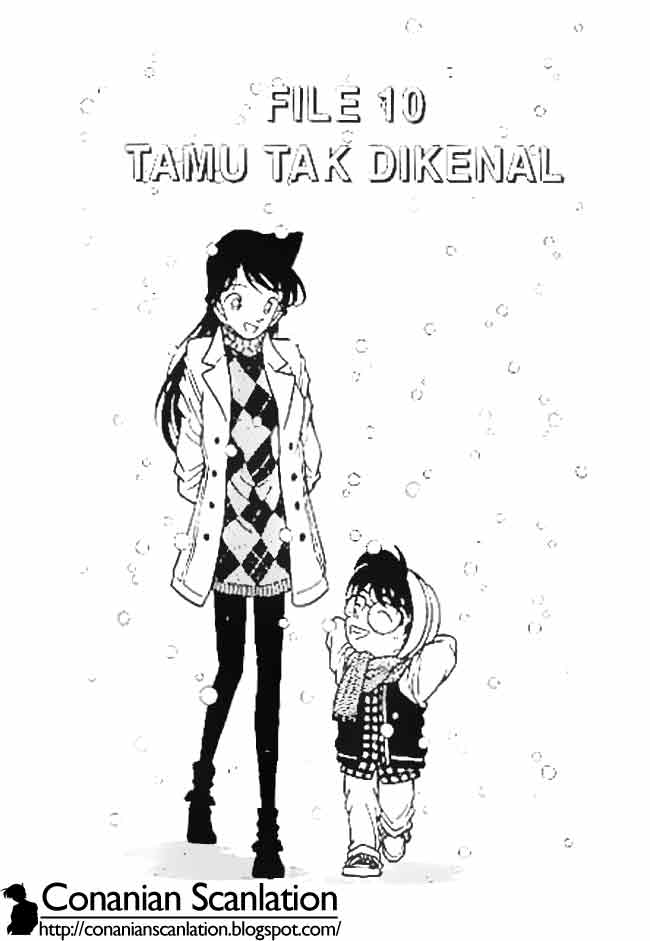 1 Detective Conan   049 Tamu Tak Di Kenal