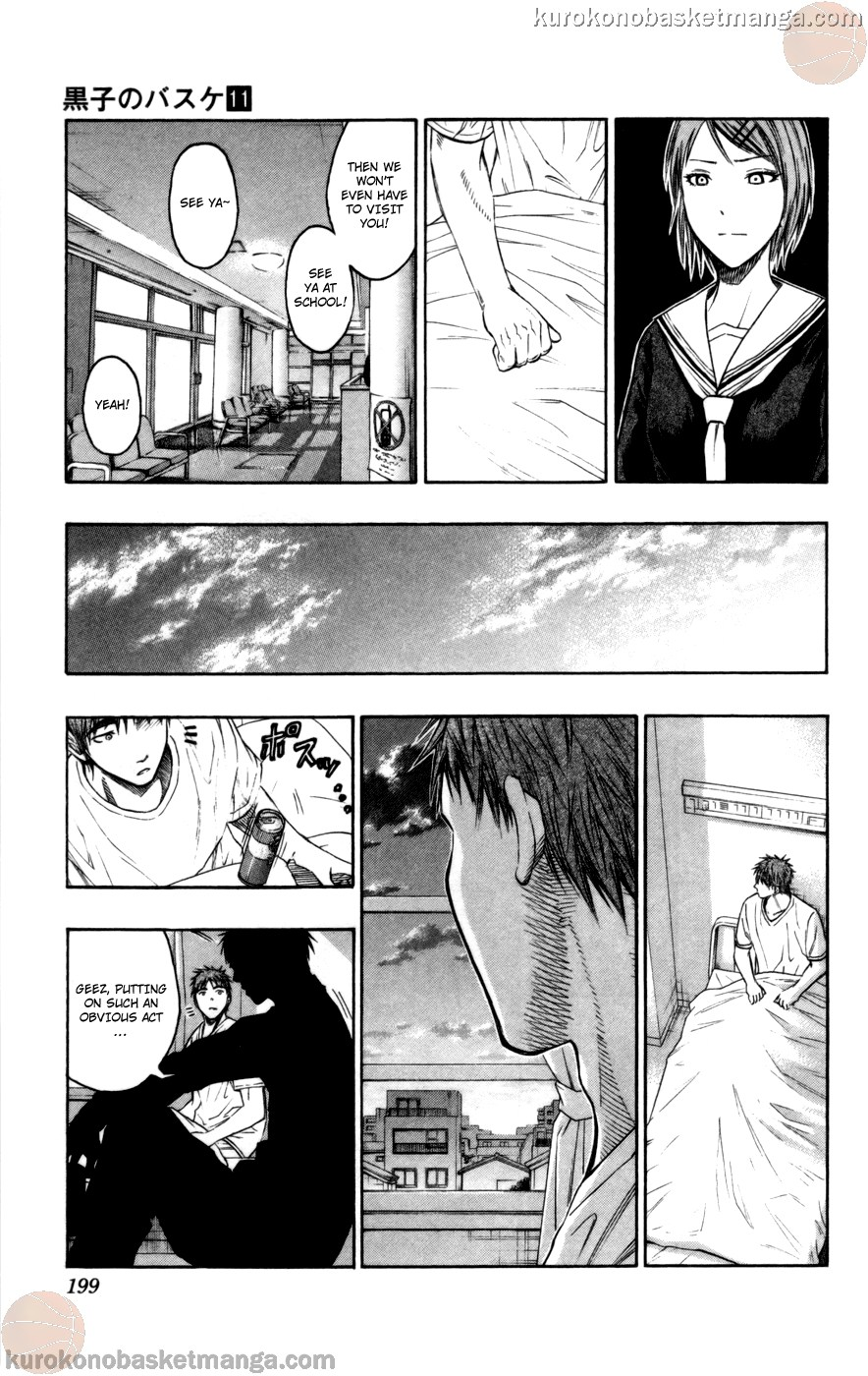 Kuroko no Basket Manga Chapter 99 - Image 14
