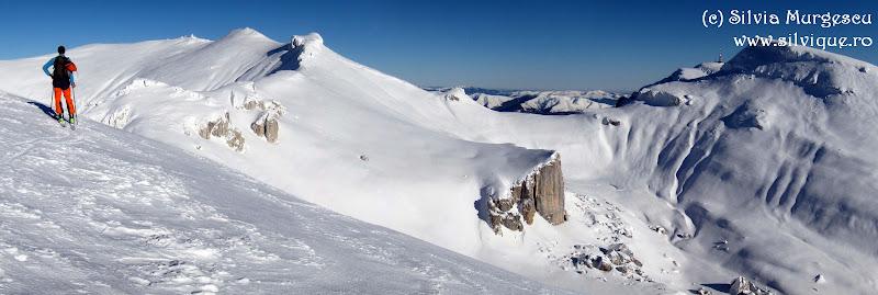 2014.12.13 - Bucegi - Saua Strunga, Vf Batrana, vf Omu, V Ialomitei