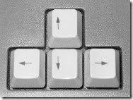 Arrow-Keys