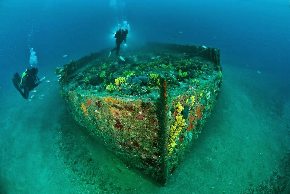 Turkey: Australia urged to ratify UN convention to protect endangered war wrecks