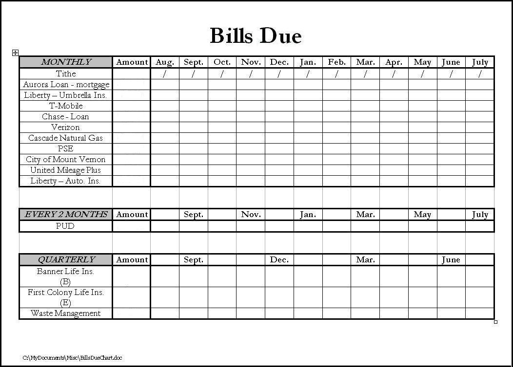 Worksheets Managing Finances Worksheet 28 manage my bills spreadsheet 10 helpful search results for monthly bill calendar 2015