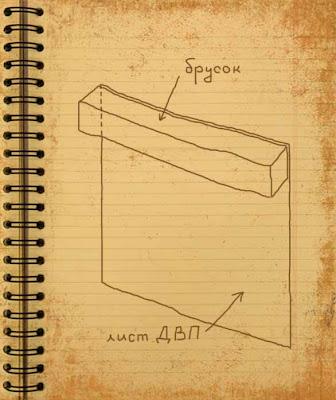 ловушка для пчел из картонной коробки