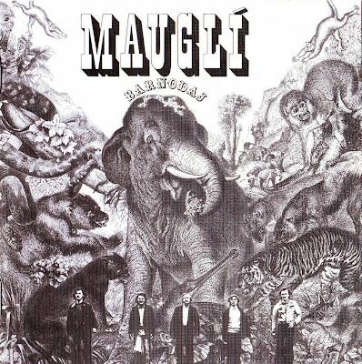 Barnodaj ~ 1978 ~ Maugli