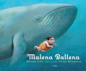 Malena Ballena. Cuentos sobre la tolerancia y el respeto