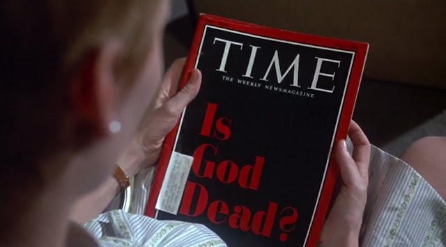 William Hamilton: La muerte de Dios. Rosemary en la Semilla del Diablo (Polanski)