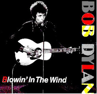 "Blowin' in the Wind de Bob Dylan Partitura de Flauta, Xilófono & Metalófono (Placas) ""Soplando o Flotando en el Viento"" Partituras para flauta e instrumentos de placa"