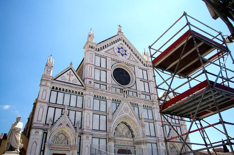 Basílica de la Santa Cruz, Florencia