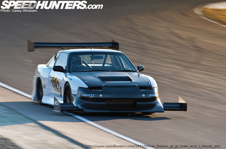 Nissan Silvia S13 Time Attack