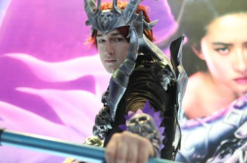 Những bộ ảnh cosplay ấn tượng tại Chinajoy 2012 6