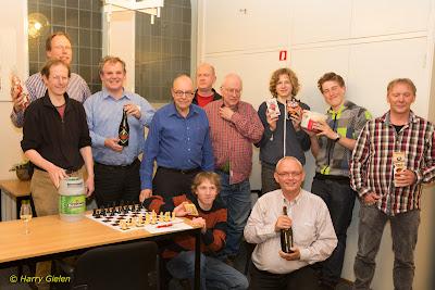 Winnaars Snelle Bob toernooi
