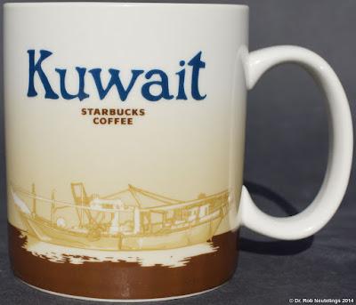 Kuwait الكويت  www.bucksmugs.nl