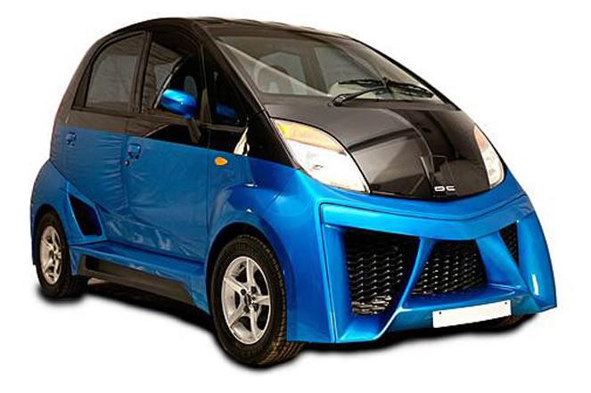 Cars Showroom Tata Nano