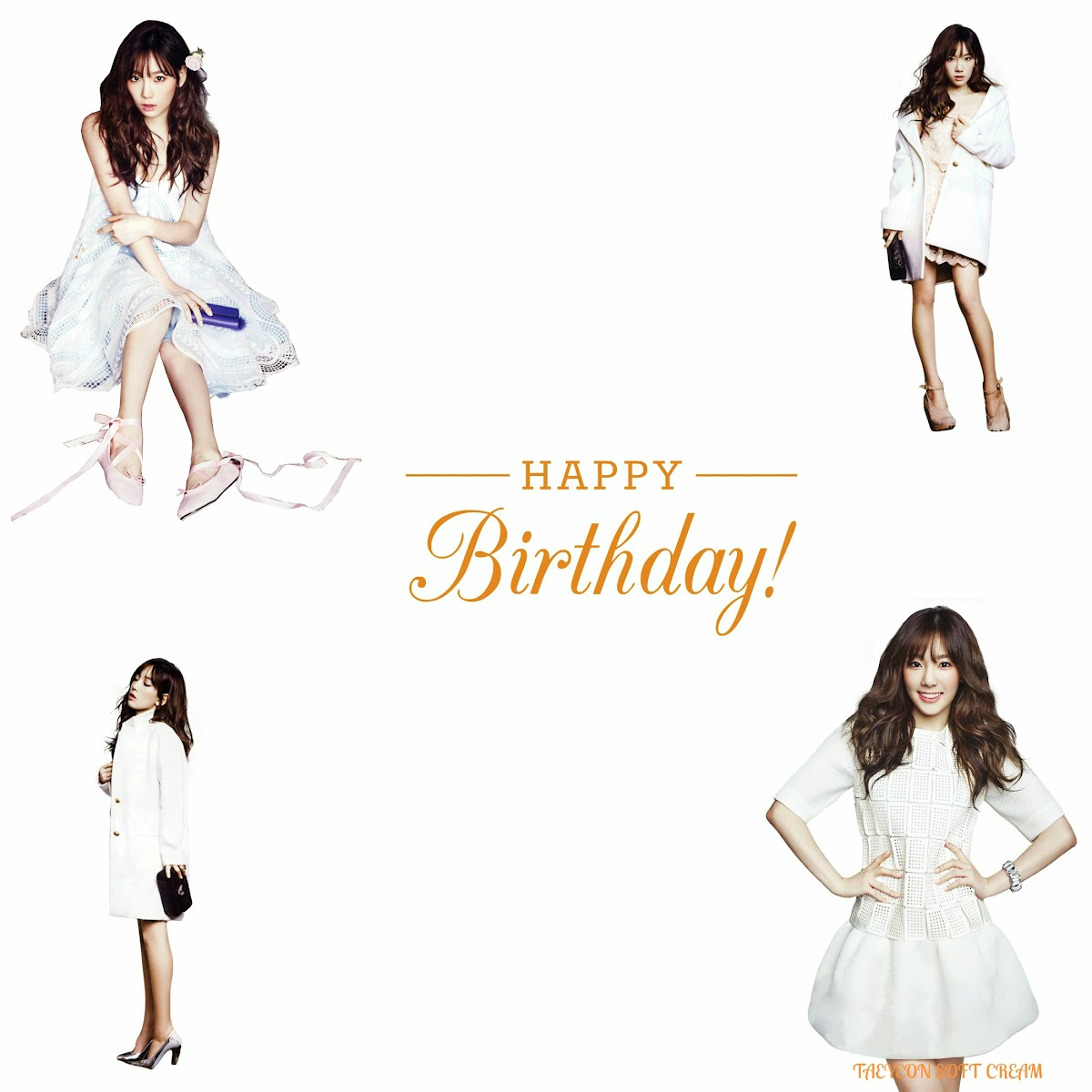 taeyeon birthday wallpaper