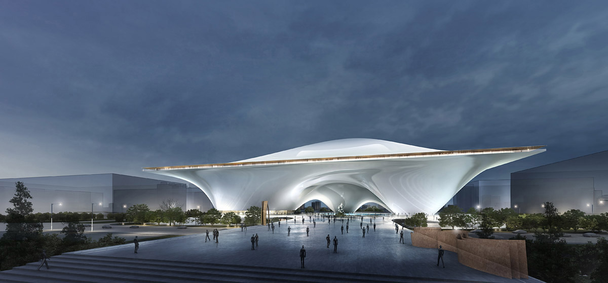 Pechino, Cina: National Art Museum by Mad