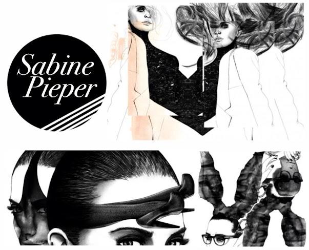 Sabine Pieper Fashion Illustrator