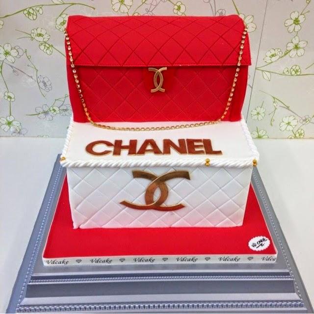 Newspaper Design Cake : Lara Olateju, London-Based Nigerian Cake Designer, VD Cake ...