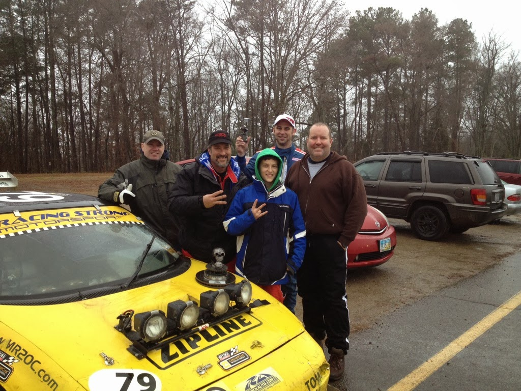 ChumpCar World Series Eastern Regional Series 3rd place