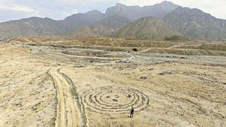 Peru: Santo Domingo geoglyphs still in danger from agricltural invaders