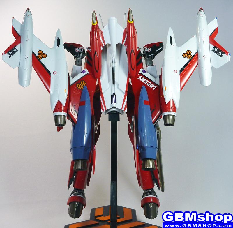 Macross Frontier YF-29 Super Durandal Battroid Mode