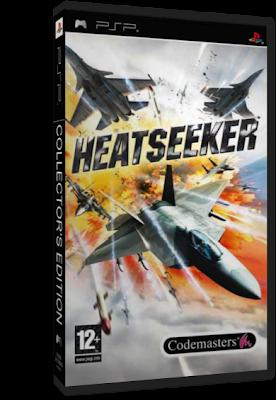 Heatseeker [Full] [Español] [PSP] [FS]