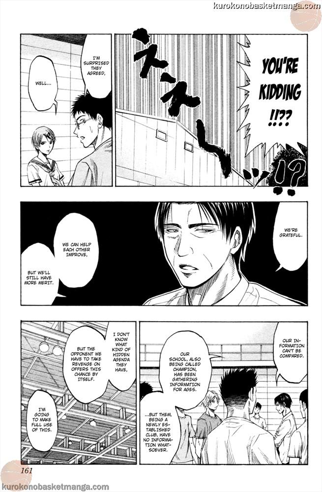 Kuroko no Basket Manga Chapter 60 - Image 11