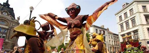 Bruselas Valonia: desfile de Carnaval