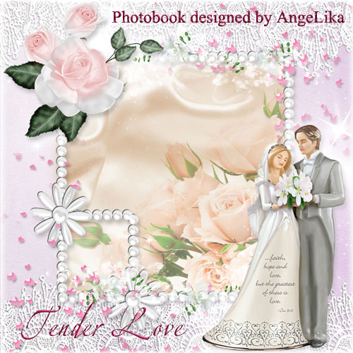 Wedding Photobook - Tender Love