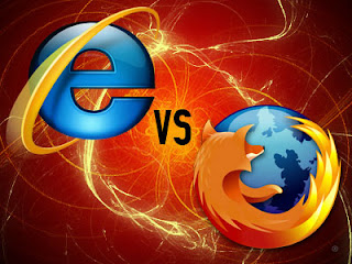 mozilla firefox vs internet explorer | Mozilla Firefox VS Google Chrome