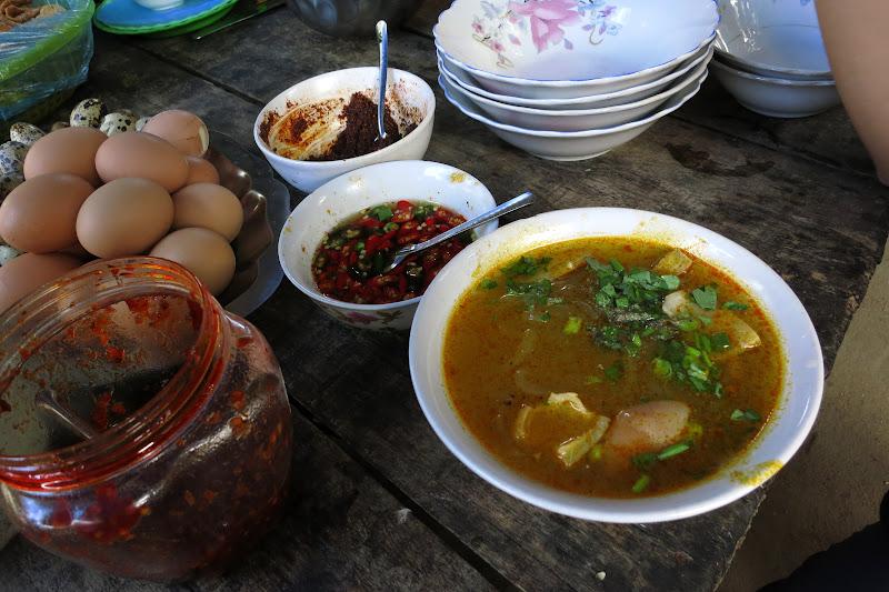 Village mystery soup
