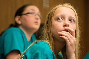 Brain Bowl contestants evaluate their options.