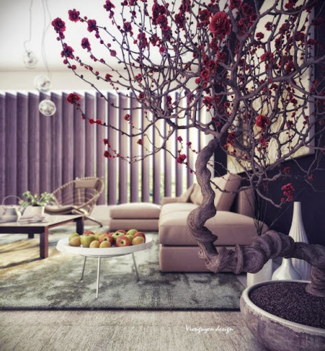 Intriguing Interiors Designs by Vic Nguyen