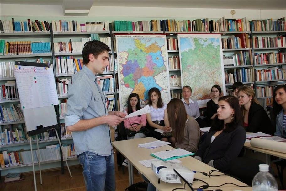 К. Ананійчук ІІ курс ІСН (соціологія) «Elektronische Demokratie»
