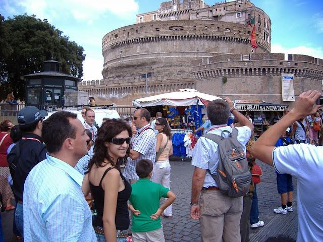Como ser un turista