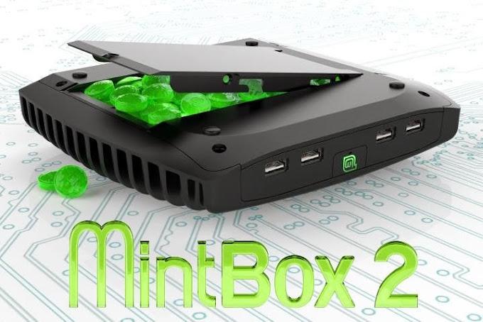 MintBox 2 ya está disponible