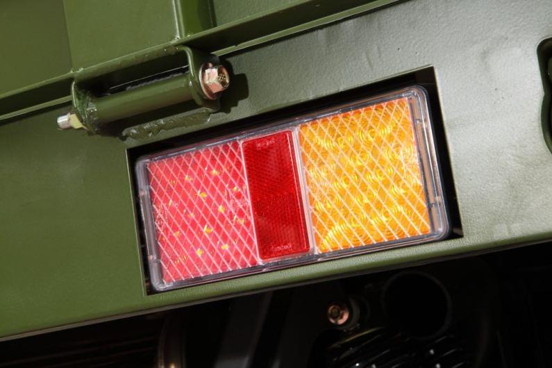 500cc Agmax Military Farm UTV Led Taillight