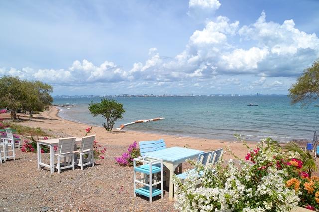 タライビーチ - ビーチの様子