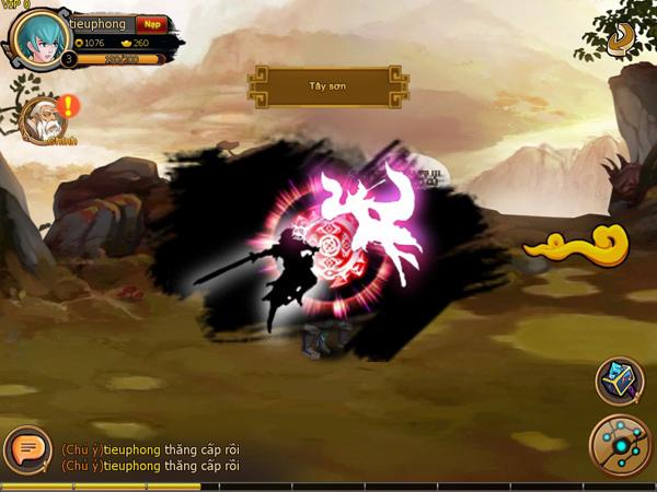 Tiếu Ngạo Giang Hồ của Soha Game là game mobile 6