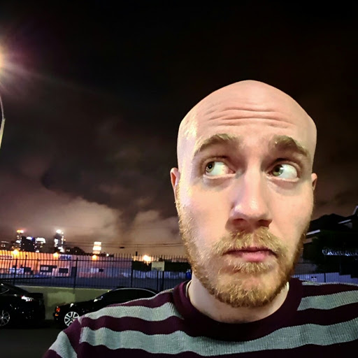 Scott Lewis (Bald Astronomer)