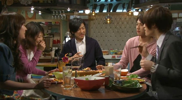 Sunao ni Narenakute Main Cast