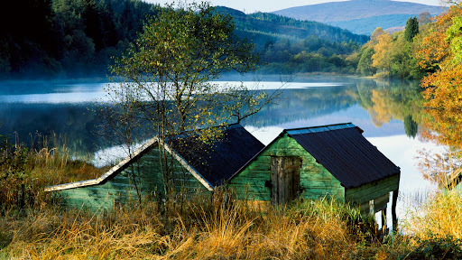 Boat Houses, Aberfoyle, Scotland.jpg