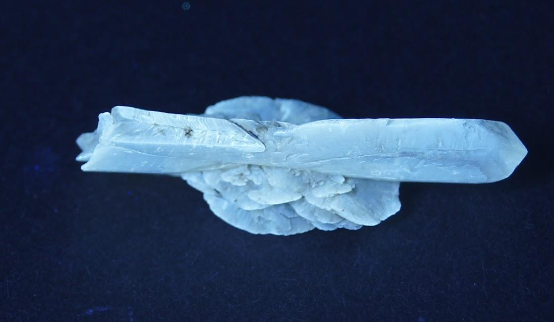 Colección de Minerales Fluorescentes Yeso%252C+UVc