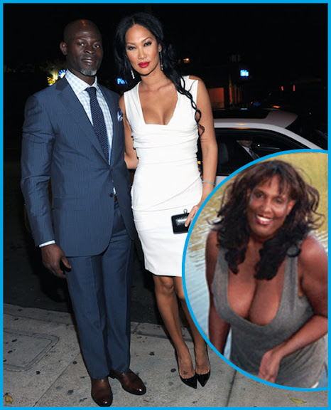 Interesting idea.. Kimora lee nude pic simmons share