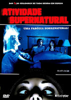 Resenha e cartaz do filme Atividade Supernatural (Supernatural Activity), de Derek Lee Nixon