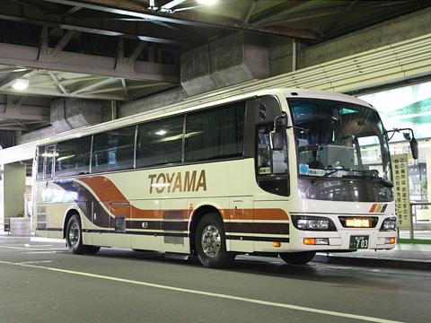 富山地方鉄道 富山~大阪線 703