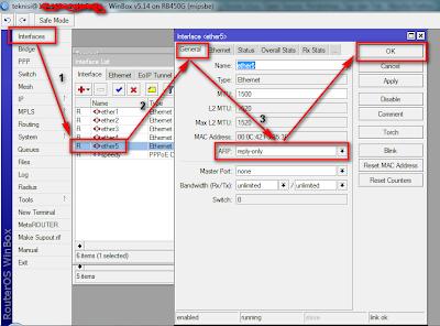 1 Cara Mudah Mencegah Netcut di Hotspot Mikrotik