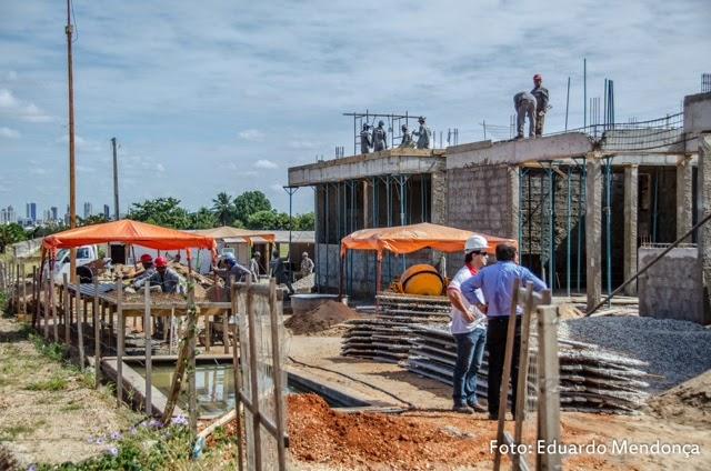 Ufersa: Obras com investimentos de 67 milhões de reais consolidam expansão do gigante do ensino