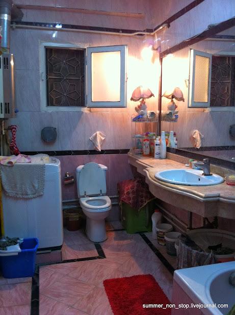 интерьер египетской квартиры