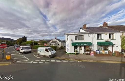 Gilwern village store